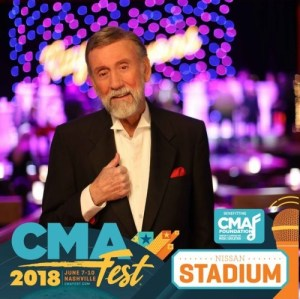 Ray Stevens to Perform National Anthem at Nissan Stadium During CMA Fest