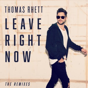 Thomas Rhett shares video for Martin Jensen remix 'Leave Right Now'