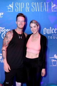 Tyler and Hayley Hubbard 'Sip & Sweat' to benefit CMA Foundation