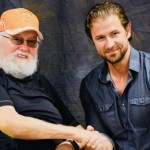 Charlie Daniels, The Journey Home Project sign with Absolute Publicity