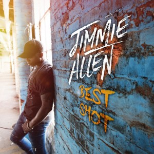 "Critically acclaimed country newcomer Jimmie Allen celebrates birthday as ""Best Shot"" cruises into Top 40"