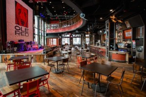 Blake Shelton celebrates Ole Red Nashville Grand Opening with TODAY and CMT Award appearances