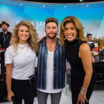 Chris lane lights up NBC's TODAY with Tori Kelly