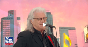 In Case You Missed It: Ricky Skaggs appears on Fox & Friends, Varney & Co.