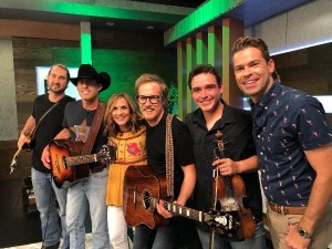 "Aaron Watson hits Texas TV and tour for ""Live at the World's Biggest Rodeo Show"" album release"