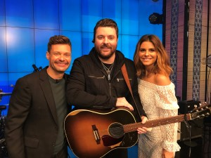 """ICYMI: Chris Young on """"Live with Kelly and Ryan"""""""