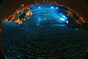 Kenny Chesney sets record w/ 55,182 at Nashville's Nissan Stadium