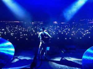 Aaron Watson wraps eighth international tour with impressive headline set at the Long Road Festival in the UK