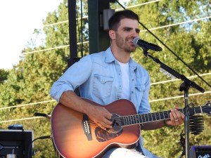 A name to remember, Mitch Rossell, second performer at Smith & Wesley Benefit Concert