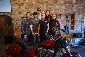 Thompson Square Roll For A Reason with 4th annual Motorcycle Ride and Benefit Concert