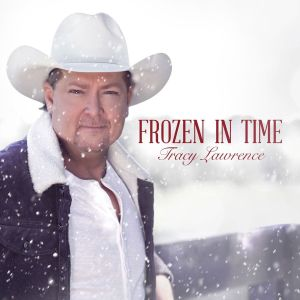 "Tracy Lawrence, ""Frozen In Time"" officially releases on Oct. 12"