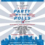 Billy Ray Cyrus Joins Sheryl Crow, Jason Isbell & Amanda Shires and more for Party at the Polls