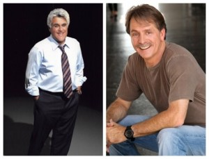 Jay Leno and Jeff Foxworthy announce 'Once-in-a-Lifetime' show at The Opry House