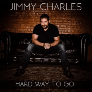 "Jimmy Charles shares a message of hope and strength in new EP, ""Hard Way To Go"""