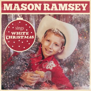 "Mason Ramsey is dreaming of a ""White Christmas"""