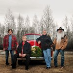 The Oak Ridge Boys kick off their annual Christmas Tour tonight in Branson, Missouri