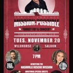 Tracy Lawrence's Thirteenth Annual Mission: Possible  Turkey Fry and Concert Announced for November 20