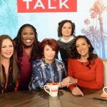 "ICYMI: Sara Evans guest cohosts on ""The Talk"" (CBS)"
