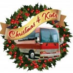 Brickshore Media artists help those in need this holiday season at The Christmas 4 Kids Tour Bus Show