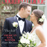 Newlyweds Scotty and Gabi McCreery will grace the cover of Southern Bride