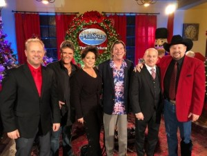 """Tune-In: TG Sheppard, Kelly Lang and Moe Bandy to Perform on The Dailey & Vincent Show's """"A Springer Mountain Farms Christmas"""""""