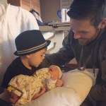 Carrie Underwood and Mike Fisher welcome baby boy to family