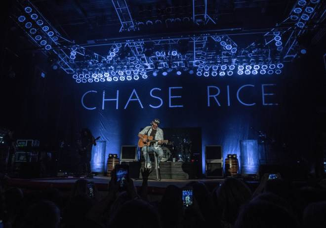 Chase Rice Live Image__Credit Cody Cannon