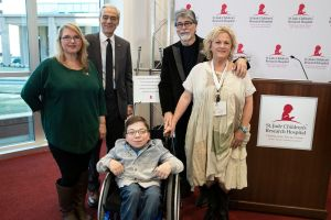 St. Jude Children's Research Hospital Honors ALABAMA Frontman Randy Owen