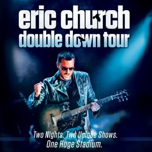 """Eric Church is most added with """"Some Of It"""" as Double Down Tour begins"""