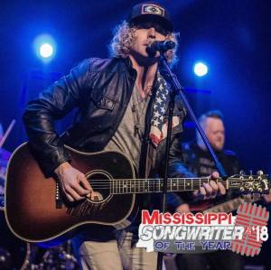 Derek Norsworthy is reigning Boswell Media MS Songwriter of the Year