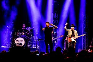 Michael Ray takes music to three continents in three weeks