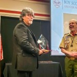 ALABAMA's Randy Owen honored by the Boys Scouts of America