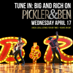 John Rich to co-host The Five on Fox News, April 16; Big & Rich to appear on Pickler & Ben April 17