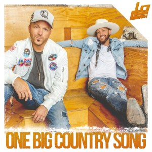 "LOCASH's ""One Big Country Song"" debuts on chart"