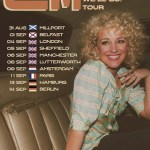 Cam announces 2019 Summer European Tour