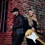 "Brantley Gilbert & Lindsay Ell's ""What Happens In A Small Town"" Tops Charts"