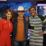 In case you missed it:  Dustin Lynch takes Good Morning America to Tullahoma with 7th No. 1 single