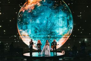 Little Big Town kick off The Nightfall Tour with soldout shows at Carnegie Hall, Apollo Theater