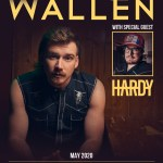Morgan Wallen announces first European headline run
