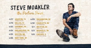 Creative Nation Singer-Songwriter Steve Moakler Announces 'The Picture' Tour