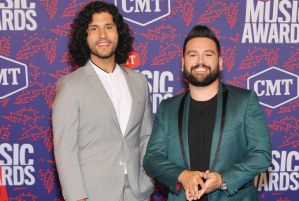 Dan + Shay putting Spring Tour on hold
