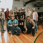 "Aaron Tippin and Shenandoah Cameo in Adam Sanders' star-studded ""Ruled the World"" music video"