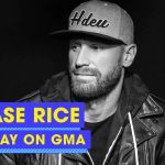 "Chase Rice set to join ""Good Morning America"" live from Nashville"