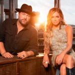 Carly Pierce and Lee Brice celebrate chart-topping duet
