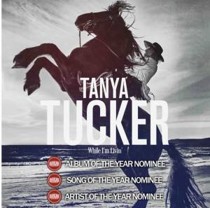 Tanya Tucker Nominated for 3 Americana Honors and Awards