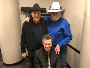Charlie Daniels remembered by Bobby Bare, Mickey Gilley, Randy Travis, Lee Roy Parnell, Jerry Lee Lewis, Scooter Brown and Doug Stone