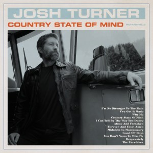 Josh Turner Celebrates Country Music Legends on COUNTRY STATE OF MIND – Out Now