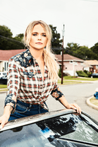 "Audio Up casts Miranda Lambert in blockbuster-musical podcast ""Make It Up As We Go"""