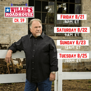"Gene Watson to Host Opry ""House Guest DJ"" Special on SiriusXM Willie's Roadhouse"
