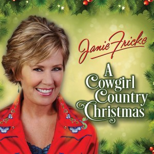 Janie Fricke releases first Christmas album 'A Cowgirl Country Christmas'